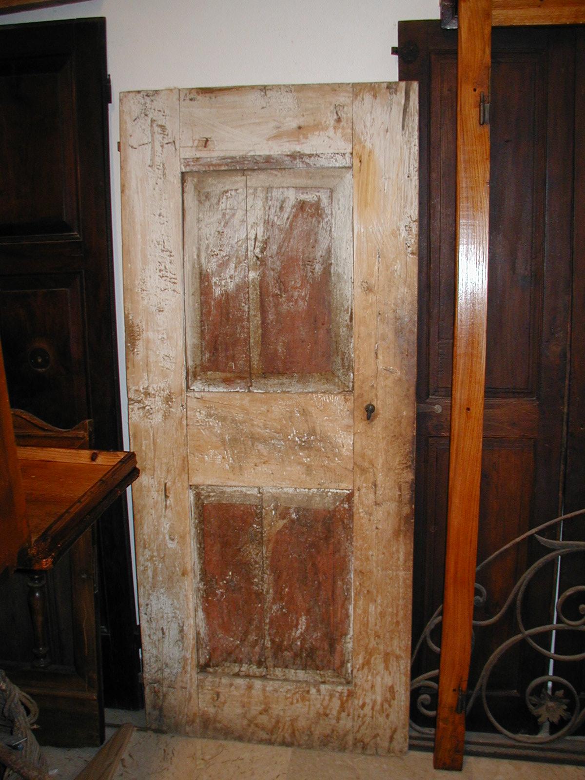 Porte e portoni vecchi ed antichi si possono riusare arredando arte e restauro - Porte vecchie in legno ...