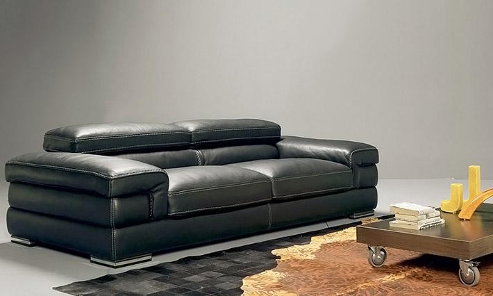 I divani in pelle con manifattura italiana - Prodotti per la casa