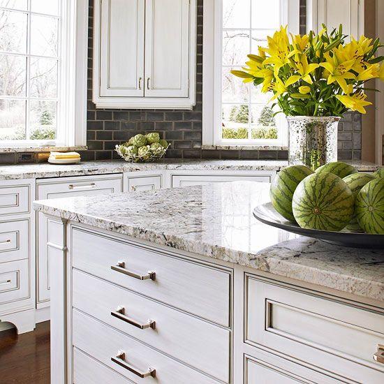 Scegliere il top della cucina: il marmo e il granito - Prodotti per ...