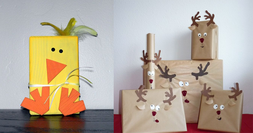 Idee curiose per impacchettare i regali di natale news for Idee per regali di natale