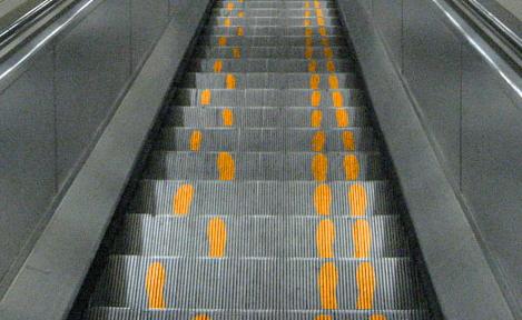 Le scale mobili a reggio emilia sono pi efficienti se for Mobili reggio emilia