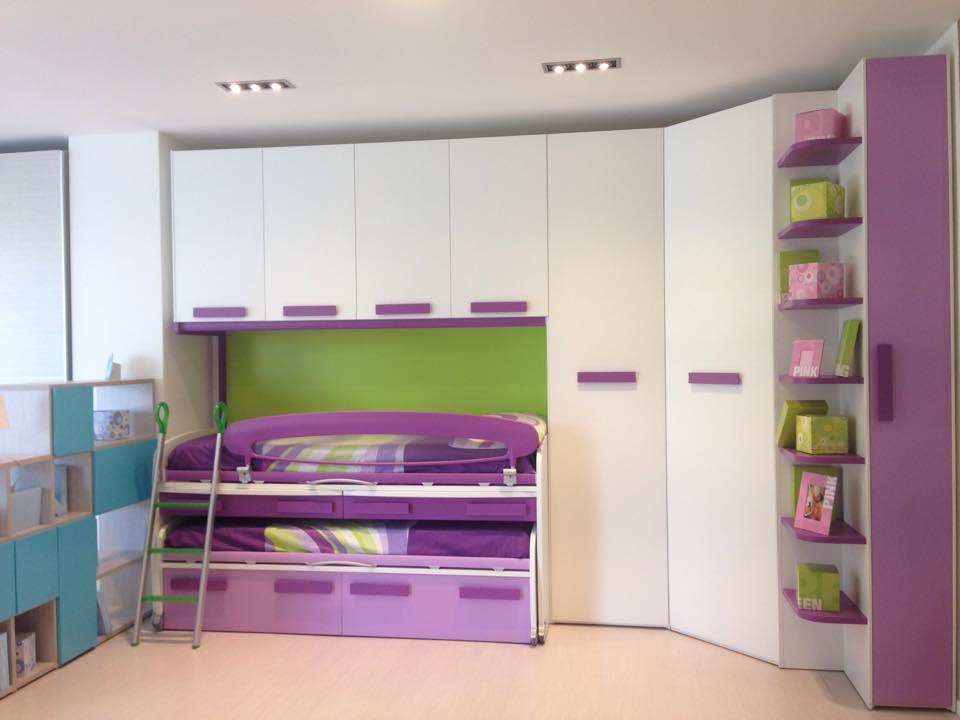 Stanze Per Ragazzi Roma : Camere per ragazzi roma u scegli i colori la fantasia e la