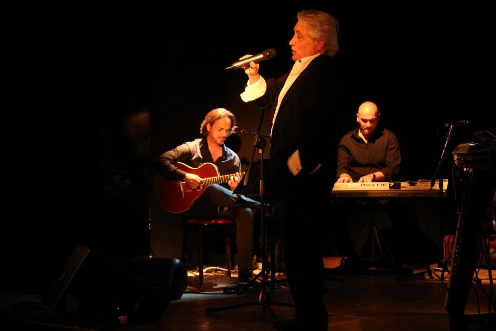 In arrivo  Palabras de Amor : Pepito Torres in concerto al Palazzo Santa Chiara