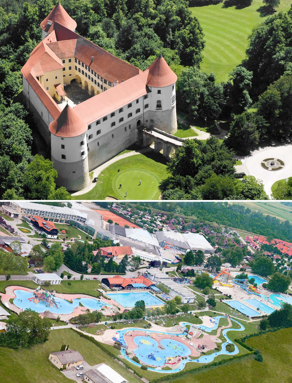 Primavera a catez soggiorno in castello e relax termale for Soggiorno castello