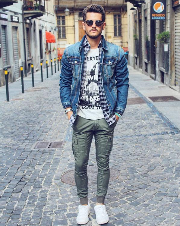 Look Sportivo Matrimonio Uomo : Influencer di moda a tu per con fabrizio aldo belfiore