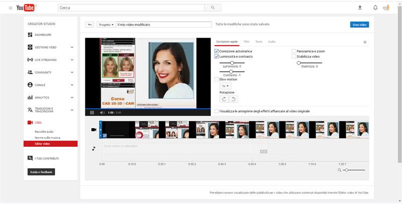 I migliori siti del 2017 per creare gratis video online for Migliori siti arredamento online