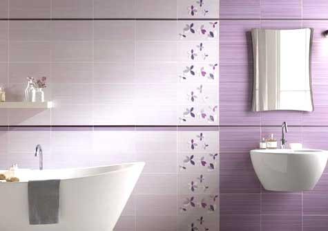 La scelta delle piastrelle in un bagno moderno prodotti per la casa