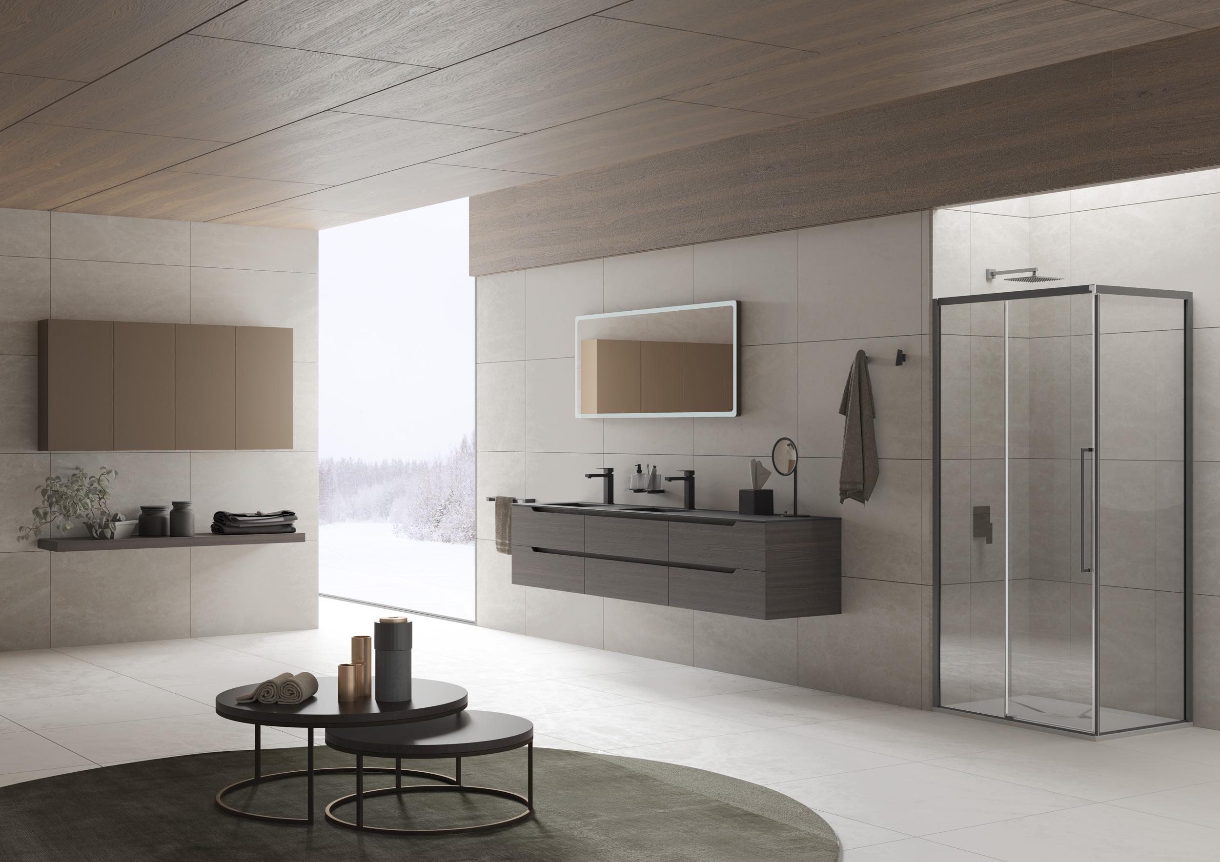 Inda al salone internazionale del bagno 2018 un 39 anteprima sulla sala da bagno del futuro - Fiera del bagno ...