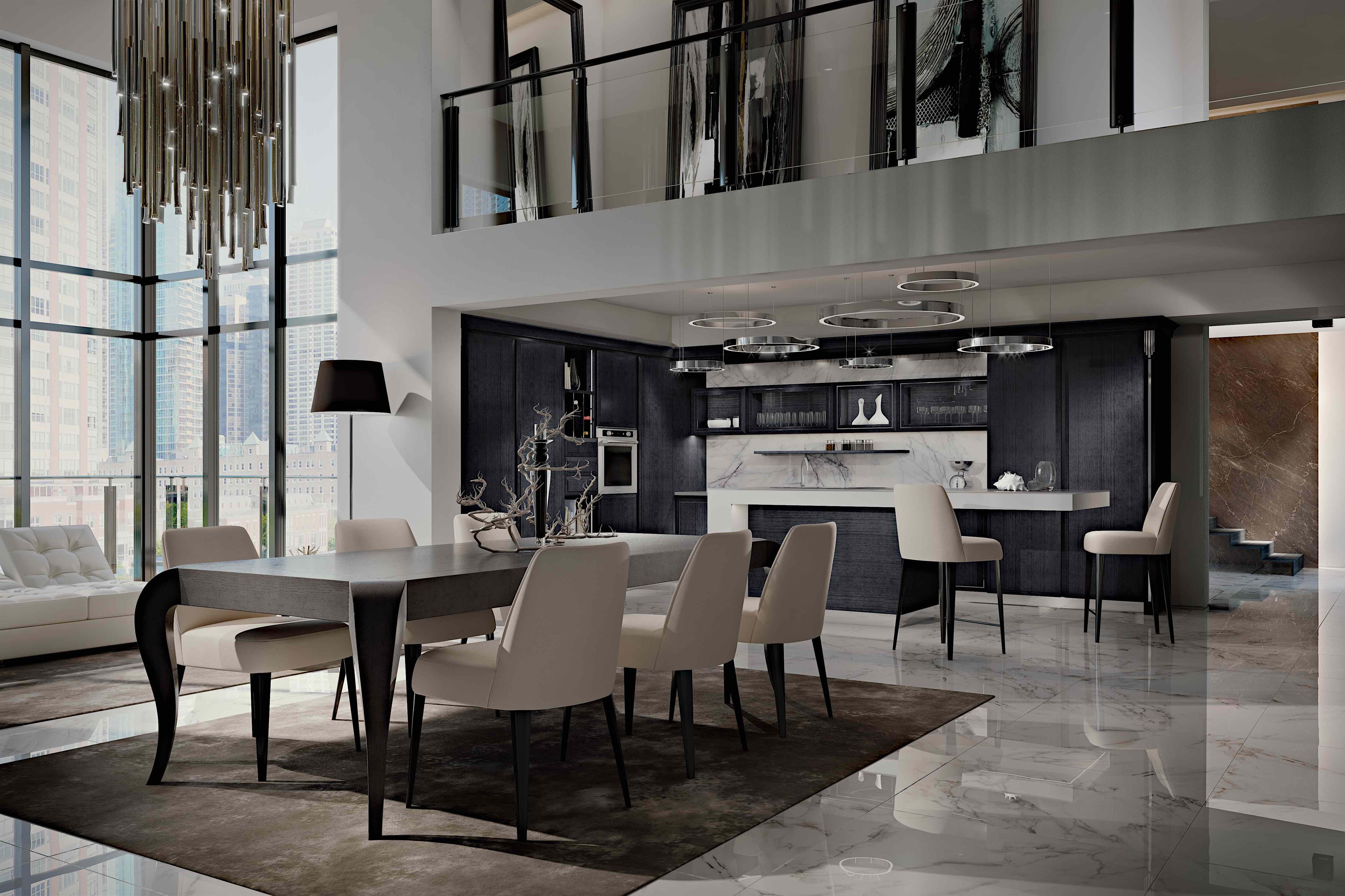 Mobili Contemporanei Cucina : Schmidt cucine e mobili su misura dalla precisione millimetrica