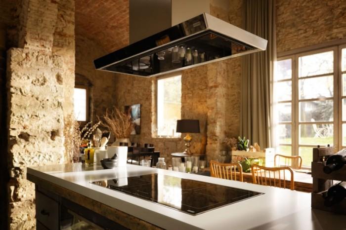 Cappe aspiranti da cucina Franke: robuste e funzionali, quando ...