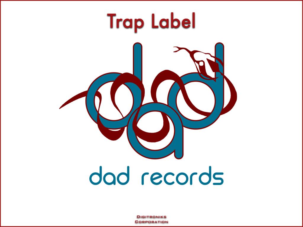 Logo DAD Records