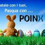 A Pasqua risparmia con la Gift Card Poinx