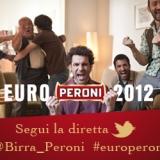 EUROPERONI 2012. Birra Peroni in diretta su twitter