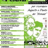 """A Castagnole Delle Lanze (AT), dal 23 agosto  al 1 settembre, si terrà Contro Festival, ovvero il """"Festival della canzone d'impegno""""."""