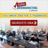 Aumentare le vendite, Corso Web Marketing, Rimini 28 e 29 Settembre 2013