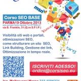 Corso Web Marketing e SEO a Parma ultimi posti