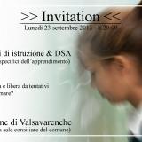 Diritto allo Studio e DSA, se ne parla a Valsavarenche (Aosta)