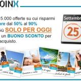 Torna il risparmio del Poinx Day