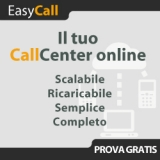 EasyCall Cloud, il tuo call center online per telemarketing e teleselling