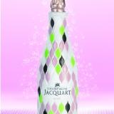 Nuovo astuccio termico per lo Champagne Jacquart Rosé.