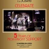 Rock di qualità per beneficenza alla Salumeria della Musica di Milano lunedì 11 novembre 2013. Ingresso a offerta libera