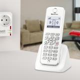 Il nuovo FRITZ!DECT Repeater 100 di AVM: maggiore portata del segnale per telefoni cordless