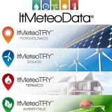 Il database dei TRY italiani da oggi disponibile su ItMeteoData