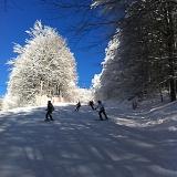 L'apertura del comprensorio sciistico del Monte Amiata in Terre di Siena