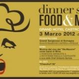 """Grand Hotel Terme di Castrocaro: """"Dinner Show Food & Music"""" sulle note di Mina"""