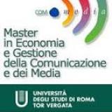 MASTER IN ECONOMIA E GESTIONE DELLA COMUNICAZIONE E DEI MEDIA