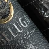 Rinaldi distribuisce la Vodka russa Beluga.