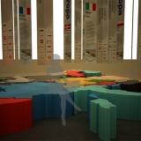 Alla Bit l'Europa è in 3D  PoliEuropa, uno spazio info-relax in poliuretano