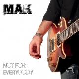 Amanti del ROCK, è uscito il nuovo album di Mak: