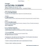 La cultura di Genere: Convegno del Soroptimist Padova