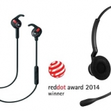 Jabra BIZ 2300 e Jabra Rox Wireless si aggiudicano il Red Dot Award 2014