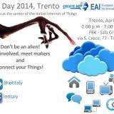IoT Day Italia 2014, Trento