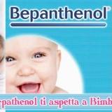 12 e 13 Aprile - L'avventura Bepanthenol continua  a Bimbinfiera Roma