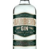 Arriva Barber's London Dry Gin, il Gin...del barbiere!