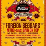 Foreign Beggars il fenomeno hip hop dubstep made in Uk approda a Venezia