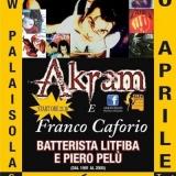 Caforio e Akram (Litfiba e Piero Pelù '91-'05)