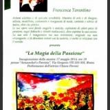 """L' arte di Francesca Tarantino da """"Armanchef e Patrizia"""""""