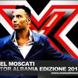 XFactor Albania 4: E' ufficiale, il romano Manuel Moscati tra i concorrenti della prossima edizione.