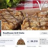Creatività e strategia social di Roadhouse Grill gestite da MagillaGuerrilla