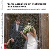 In libreria la novità editoriale di Vincenzo Di Michele: Come sciogliere un matrimonio alla Sacra Rota, Fernandel Editore