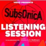 Vevo in collaborazione con Samsung Wireless AudioMultiroom ti regala il nuovo singolo dei Subsonica in un evento esclusivo!