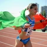 Ulti'mora atleticanotizie: oggi Splendida vittoria per Naomi Stella a Baku nel corso dei Trials europei