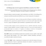 Ad Albenga apre un nuova agenzia immobiliare a marchio Che Affitti®