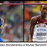 ATLETICANOTIZIE:Bohdan Bondarenko e Mutaz Barshim nell'alto ieri a New York riscrivono la storia della specialità