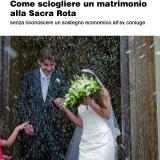 Roma: in anteprima la presentazione di Come sciogliere un matrimonio alla Sacra Rota di Vincenzo Di Michele, 25 Giugno 2014