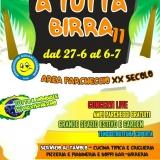 Dal 27 giugno al 6 luglio il festival A Tutta Birra a Cassinone, Seriate ( BG )
